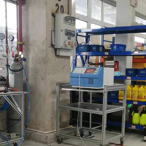 动力锂电池PACK包氦质谱检漏