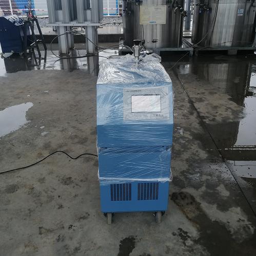 特气管道(氢气)氦质谱检漏
