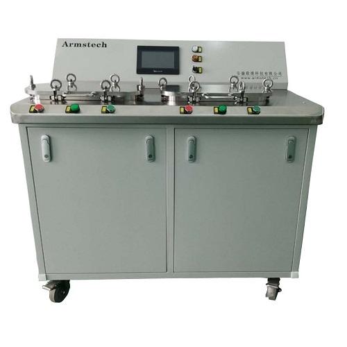 A601氦气氟油加压仪