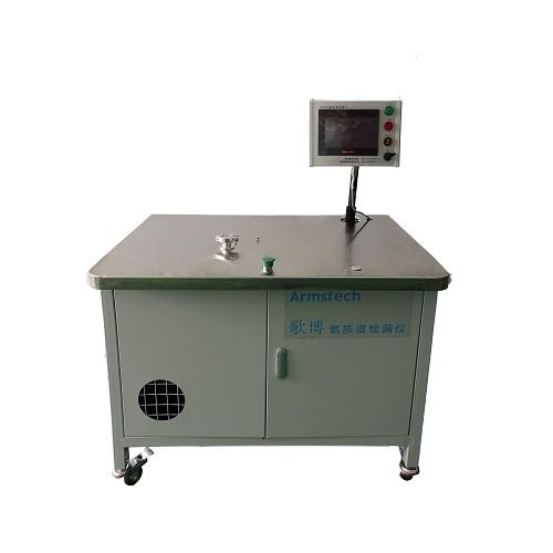 太仓A100氦质谱检漏仪工作台